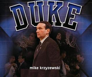 Duke Blue Devils Early Offense Action with Mike Krzyzewski