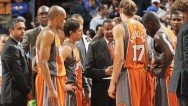 Phoenix Suns Early Offense Action with Alvin Gentry