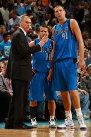 Dallas Mavericks Flare Action Set Play with Rick Carlisle