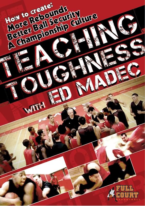 Ed Madec: Teaching Toughness DVD
