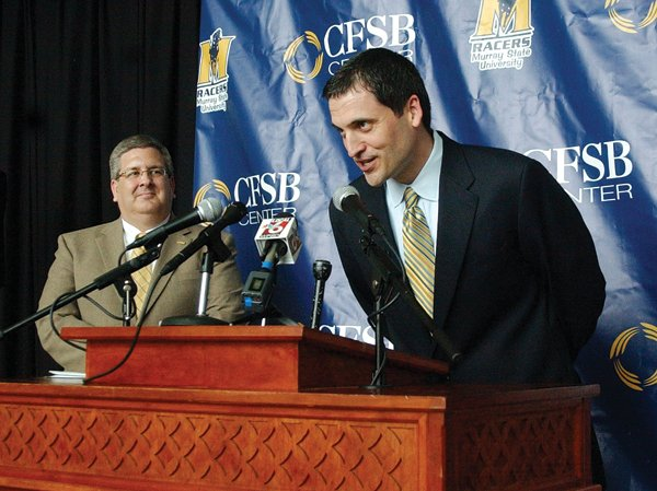 Murray State Assistant Steve Prohm promoted to Murray State Head Coach