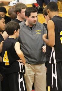 Coach Stephen Dale on Princeton Offense Low Post Entries