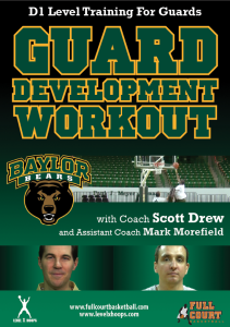 Baylor basketball drills for guards