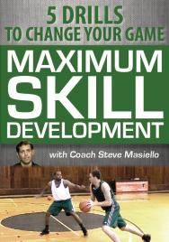 Steve Masiello |Basketball Dvd | Basketball Drills | Level X Hoops