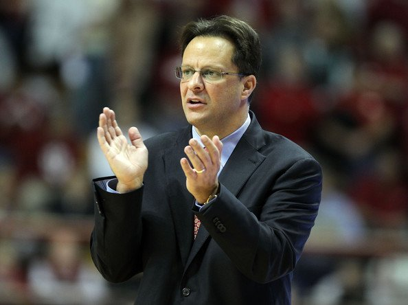 Indiana Hoosiers men's basketball coaches