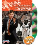 All Access Oklahoma State Basketball Practice with Travis Ford