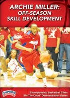 Archie Miller: Off-Season Skill Development