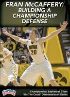 Fran McCaffery: Building a Championship Defense Dvd