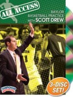 Scott Drew | All Access Baylor Basketball Practice
