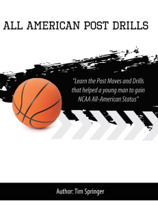 All American Post Drills Thumbnail