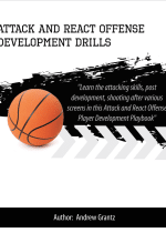 Attack and React Offense Player Development Playbook Thumbnail