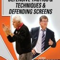 Defensive Tactics & Techniques and Defending Screens Dvd