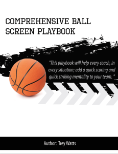 comphrensive ball screen playbook thumbnail