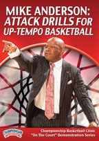 up-tempo basketball