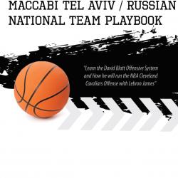 David Blatt Maccabi Tel Aviv Playbook