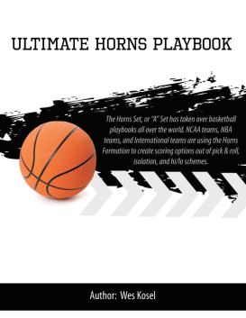 horns playbook