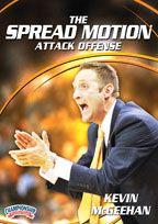 spread motion attack offense