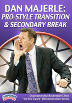 Dan-Majerle-Pro-Style-Transition-and-Secondary-Break