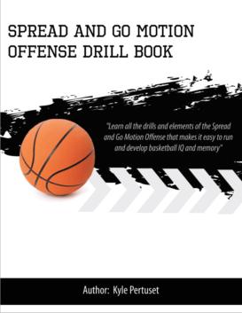 spread and go offense drill book