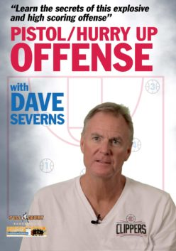 Dave Severns LA Clippers