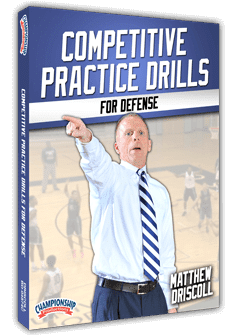 competitive practice drills