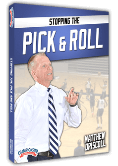 stopping the pick and roll