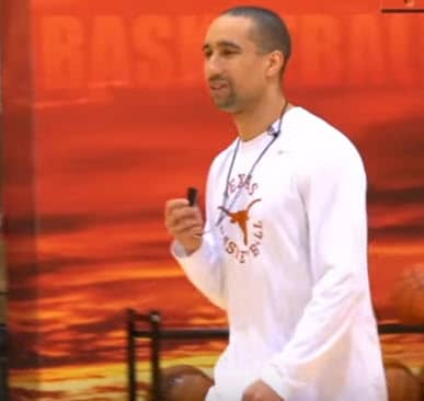 Shaka Smart Texas Longhorns Shooting Drills Program By Erick Blasing