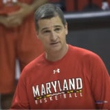 Mark Turgeon Maryland Terrapins