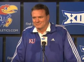 bill self kansas jayhawks