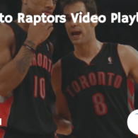 Video Playbook – Toronto Raptors