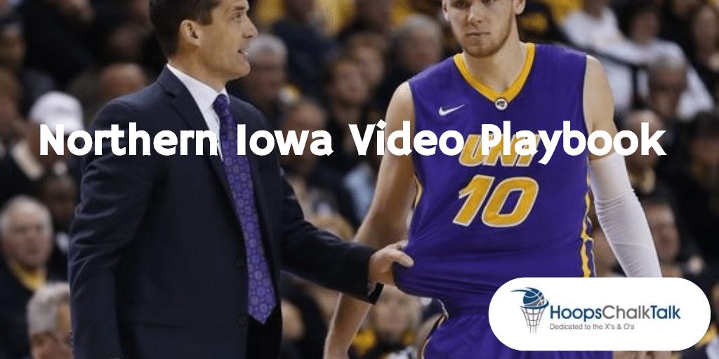Video Playbook – Northern Iowa Panthers