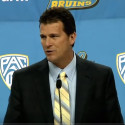 Steve Alford UCLA Bruins Transition Offense