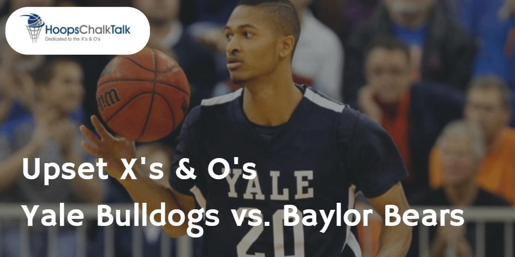 Basketball Playbook|How 8 Teams Pulled Off Big NCAA Upsets in the Tournament