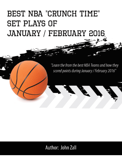 NBA Crunch Time Playbook January / February 2016