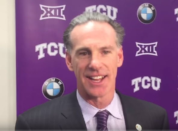 Basketball Set Plays | Jamie Dixon TCU Horned Frogs Side Pick & Roll Set Play by Dana Beszczynski