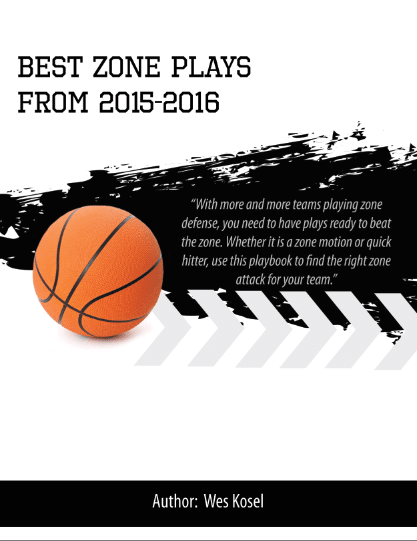 Basketball Playbook |  Best Zone Plays from 2015-2016