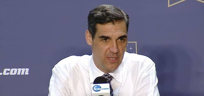 Jay Wright Villanova Wildcats Offense