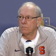 Basketball Offenses |  Jim Boeheim Syracuse Orange Side Pick and Roll by Dana Beszczynski