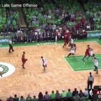 2016 NBA Playoffs Late Game Offense