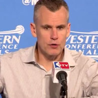 Billy Donovan OKC Thunder Crunch Time Plays by John Zall