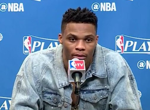 Russell Westbrook NBA Scoring Drills