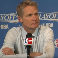 Steve Kerr NBA Golden State Warriors Crunch Time Plays by John Zall