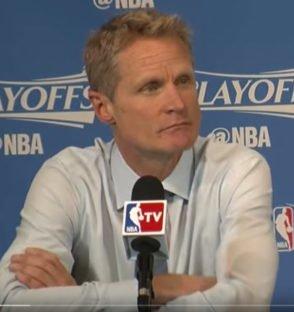 Steve Kerr NBA Golden State Warriors Crunch Time Plays