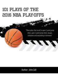 101 Plays of the 2016 NBA Playoffs Playbook