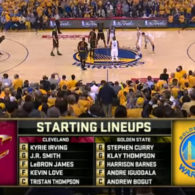 2016 NBA Finals Ball Screen Sets by John Zall