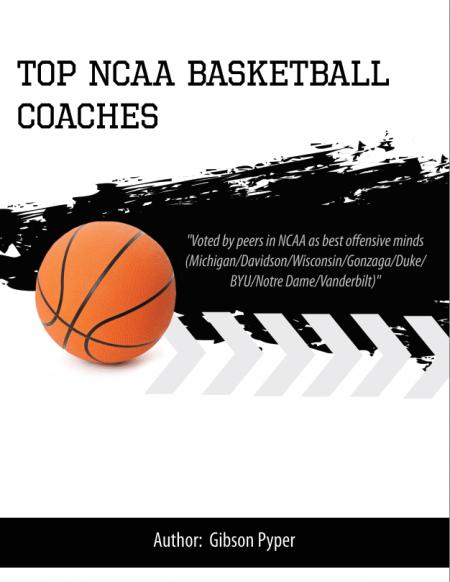 NCAA Top Coaches Playbook