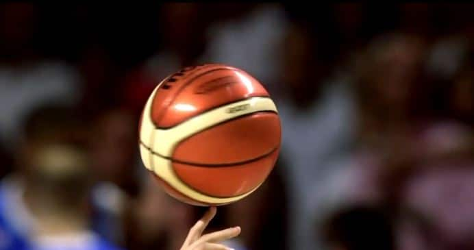 France Scoring Plays for Tony Parker