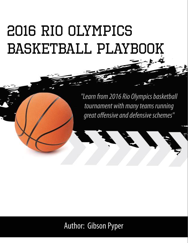 2016 Rio Olympics Basketball Playbook