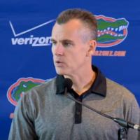 Florida Gators Billy Donovan