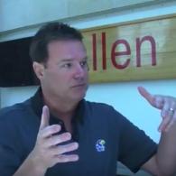 Coach Bill Self – Pinch Post Set Plays